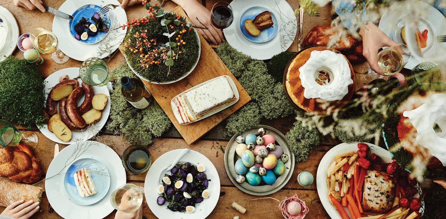 Wielkanoc zaromatycznym winem