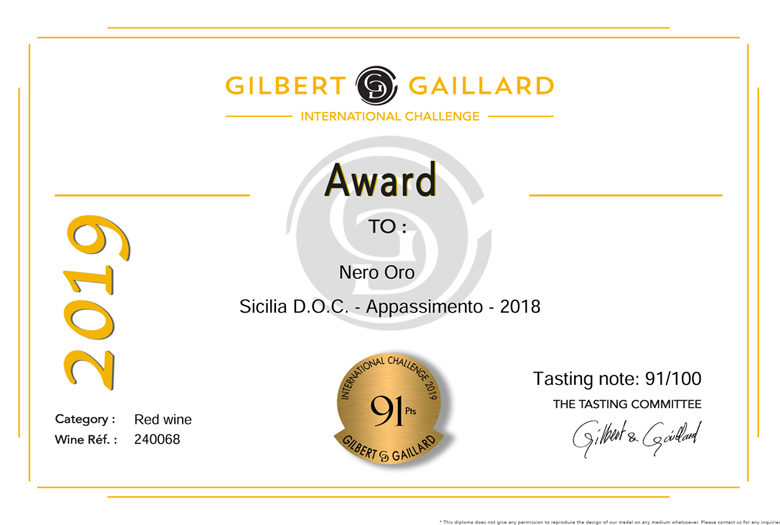 Prestiżowe 91 punktów dla włoskiego Nero Oro Appassimento! - Galeria