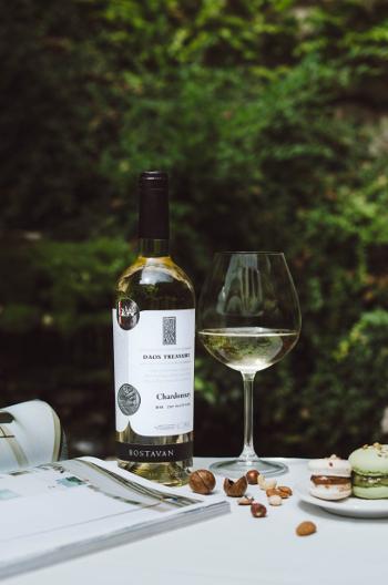 DAOS Treasure – mołdawskie wina namedal!