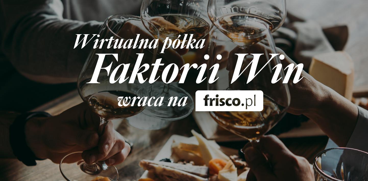Kup ulubione wino nafrisco.pl!