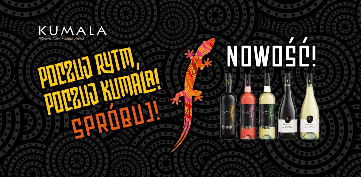 Prezentujemy wyjątkową linię win Kumala!